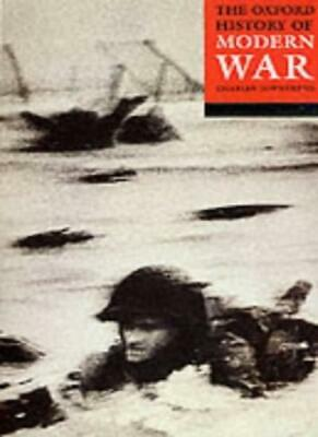 The Oxford History of Modern War,Charles Townshend- 9780192853738