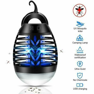 Mosquito Killer lamp, Electronic UV Fly Bug Zapper Waterproof Insect Killer  Ca