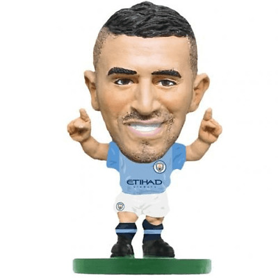 Soccerstarz Riyad Mahrez Man City Home Kit 2019 Figure