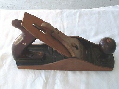 Vintage Stanley Bailey 4 1/2 Smooth Plane