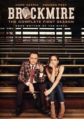 BROCKMIRE TV SERIES COMPLETE FIRST SEASON 1 New Sealed DVD