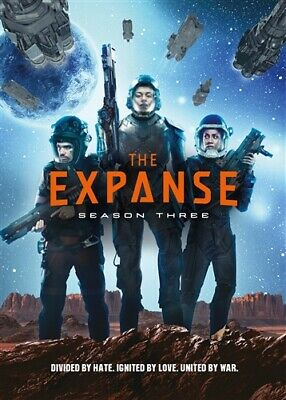 THE EXPANSE TV SERIES COMPLETE SEASON THREE 3 New Sealed DVD