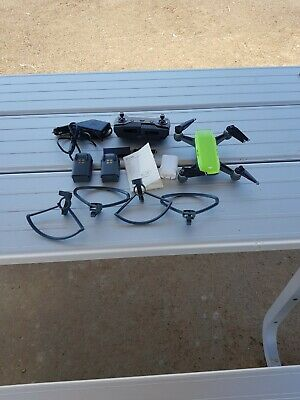 dji spark drone combo perfect condition