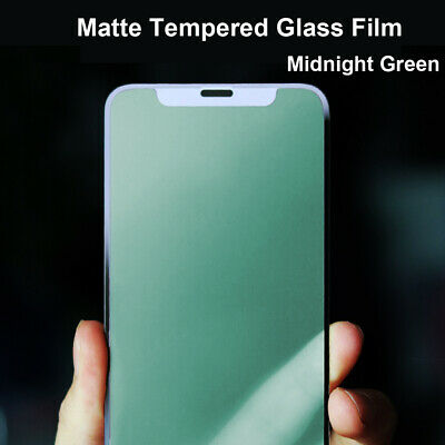 9H Slim Tempered Glass Matte Film Screen Protector for iPhone 11 Pro Max XR XS X
