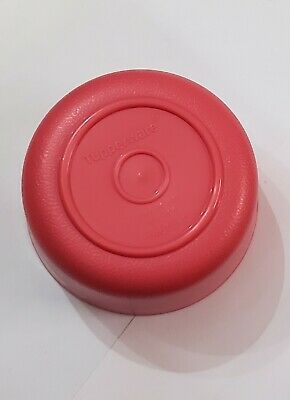 Tupperware Smidgets set 5 PINK 1 oz. tiny little Travel Storage Pill Containers