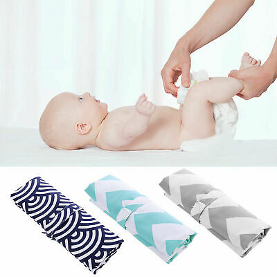 Portable Foldable Washable Baby Waterproof Travel Nappy Diaper Change Mat Pad ld