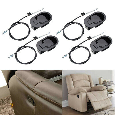 Sofa Replacement Parts Recliner Release Pull Handle Couch Chair Universal 36/'/'