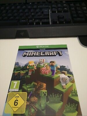Minecraft Xbox One Digital Edition - Full Game ( Will email buyer the code ASAP)
