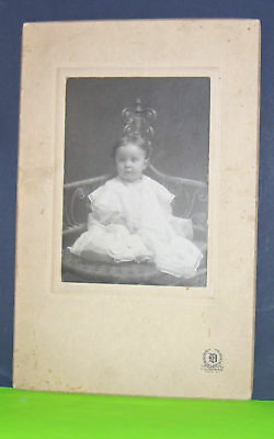 Vintage Photograph Photographed by  T. Donoahue Studio, Tweed, Ontario, Canada