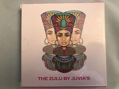 The Zulu Eyeshadow Palette - Juvia's Place - NEW & Authentic