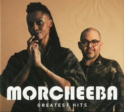 2 CD - Morcheeba  –  Greatest  Hits Collection Music 2CD -new & sealed