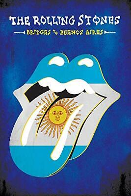 Bridges to Buenos Aires 2 CD/DVD The Rolling Stones Audio CD November 8, 2019