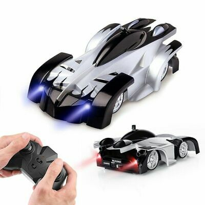 Wall Climbing Cars Remote Control RC Racing Car Anti Gravity Ceiling Rotating,Ne