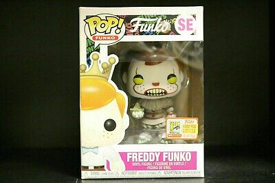 Funko Pop Vinyl Action Figure Freddy Penny wise Toys for Children Gift With Box