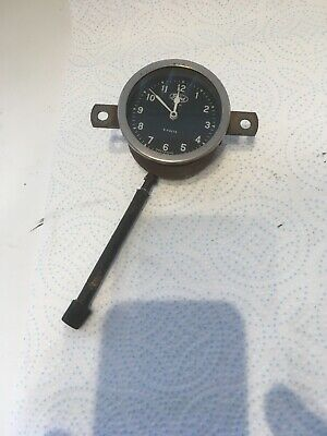 Smiths Car Clock In Full Working Order
