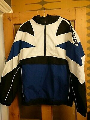 Primark PlayStation Mens Hooded Jacket Windcheater Shell Suit Top BNWT Size S