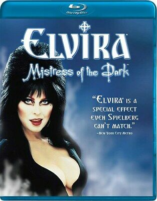 ELVIRA MISTRESS OF THE DARK New Sealed Blu-ray
