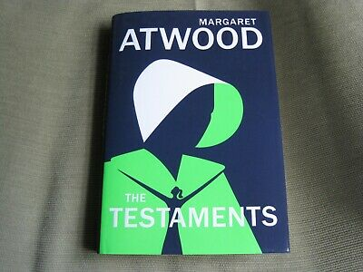MARGARET ATWOOD SIGNED - THE TESTAMENTS - Limited Hardcover CA First Edition NEW