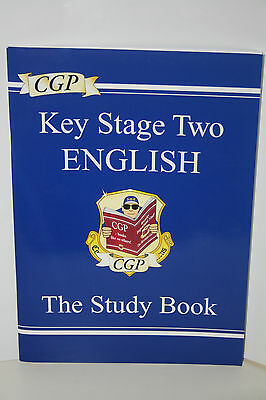 """""""Key Stage 2 English"""" Paperback Study Book, Excellent Condition"""