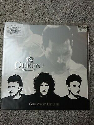 Queen + greatest hits 3 2x vinyl limited edition