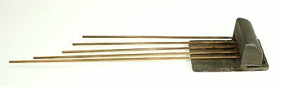 """Clock Chime Bar - Westminster Five Rod 13"""" Chime Bar - Gg150"""