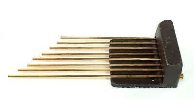 """Clock Chime Bar - Westminster Eight Rod 7-1/16"""" Chime Bar - Gg118"""