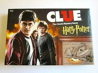 2016 Harry Potter Clue Board Game