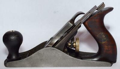 "Stanley ""Bailey"" no. 3 Smooth Plane - Pat'd 1910 - For Restoration/Parts"