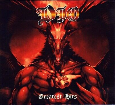 2CD DIO - Greatest Hits Collection Music 2CD set