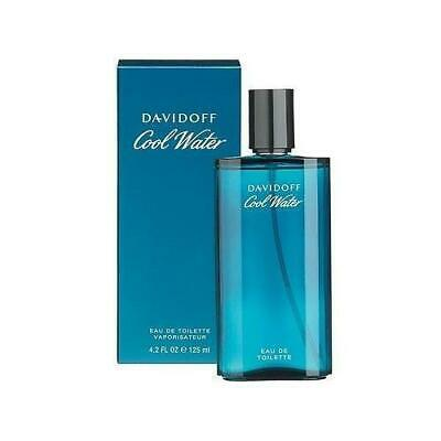 New In Box Cool Water by Davidoff 4.2 oz EDT Cologne for Men