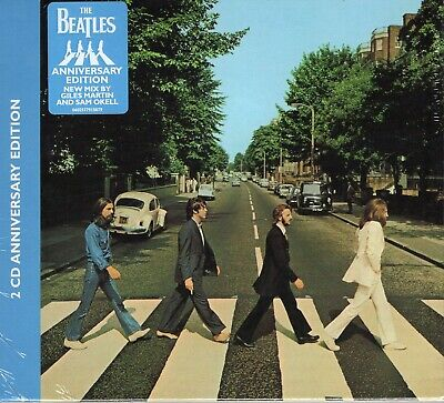 The Beatles - Abbey Road (50° Anniversary) (Deluxe Ed (2019) 2 CD