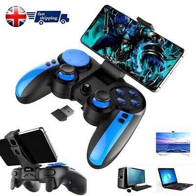 Android iOS Windows PC Ipega Wireless Bluetooth Game Controller Gamepad Joystick