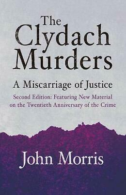 Clydach Murders by Morris  New 9781781725290 Fast Free Shipping--