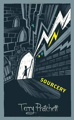 Sourcery by Pratchett  New 9781473200166 Fast Free Shipping--