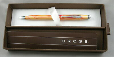 Cross Century II Turismo Orange Racing Limited Edition Ballpoint Pen -New in Box