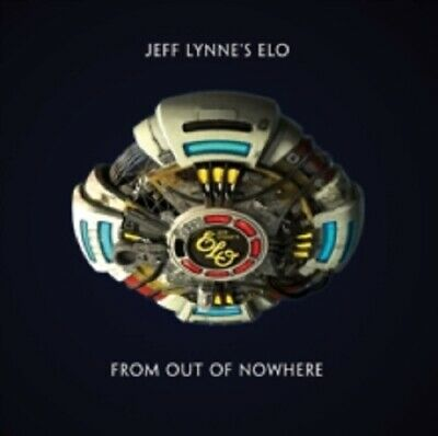 Jeff Lynne's ELO From Out of Nowhere Lynnes New CD