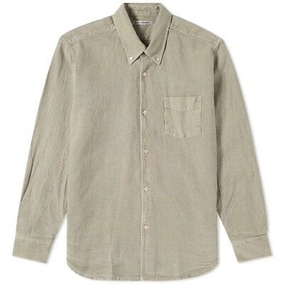 our legacy 1950's shirt vintage olive size 46 *BRAND NEW WITH TAGS*