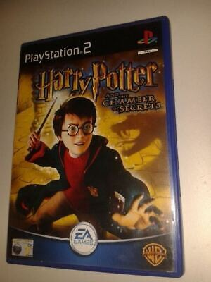 * Sony Playstation 2 Game * HARRY POTTER AND THE CHAMBER OF SECRETS * PS2
