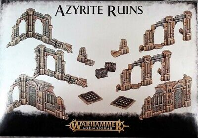 Warhammer Age of Sigmar Azyrite Ruins Bits
