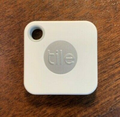 Tile Mate Bluetooth Key and Phone Tracker 2018 Replaceable Battery NEW OPEN BOX!