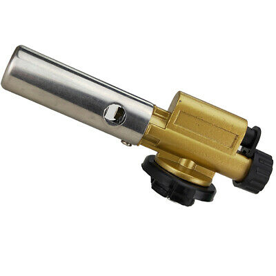 1PC Blow Torch Gas Flamethrower Welding Ignition Soldering Tool for BBQ Burner