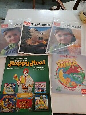Tomart's Price Guide to McDonald's Happy Meal Collectibles