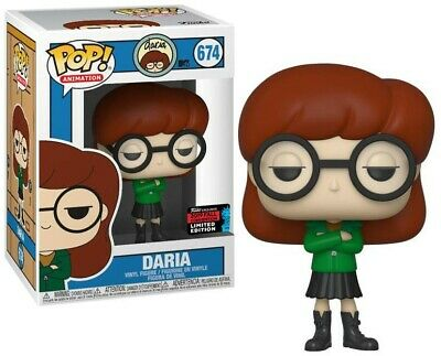 Funko POP! Animation Daria Vinyl Figure #674