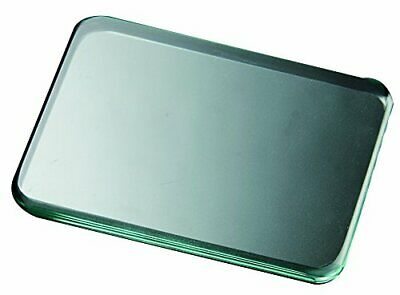 Kraft leather tool glass plate 12 9cm 8681 77061 fromJAPAN