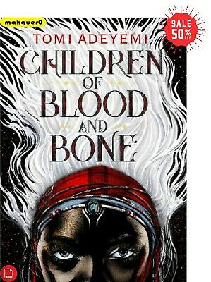 [ĒßØ] Legacy of Orisha: Children of Blood and Bone by Tomi Adeyemi Fast Delivery