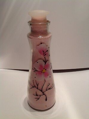 Vintage Marly Bubble Bath Power Glass Full Scent carnation