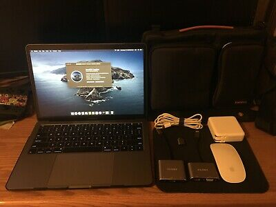 Apple MacBook Pro (2017)  500 GB (13-inch, Two Thunderbolt 3 ports)