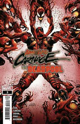 Absolute Carnage Vs Deadpool #3 | Main & Liefeld | Marvel Comics NM 2019