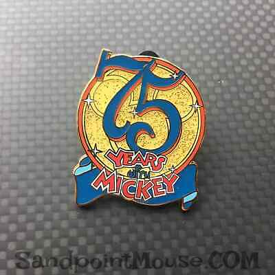 Rare Disney LE DCA Mickey's 75 Years of Mickey 75th Quest Chaser Pin (UO:36165)