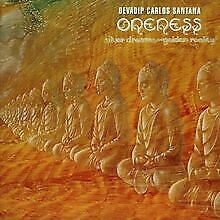 Oneness: Silver Dreams - Golden Reality von Carlos Santana | CD | Zustand gut